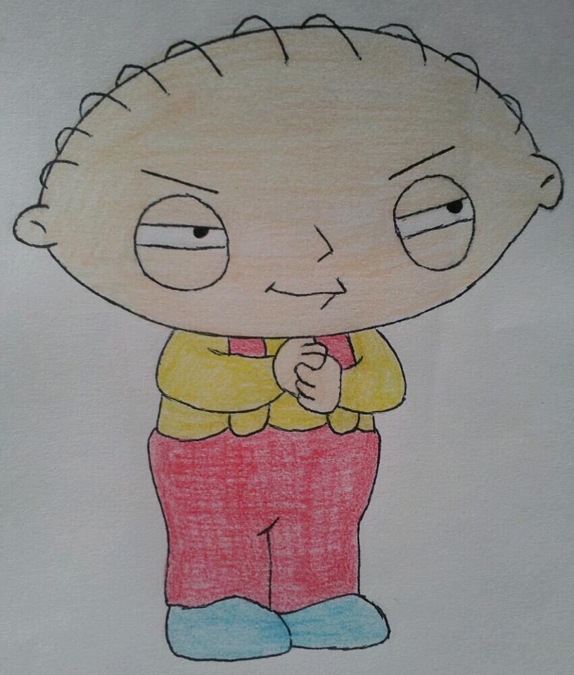 Stewie Wallpaper: Stewie Griffin By YellowDizzyLombax On DeviantArt