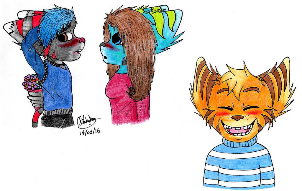 Drawings by YellowDizzyLombax