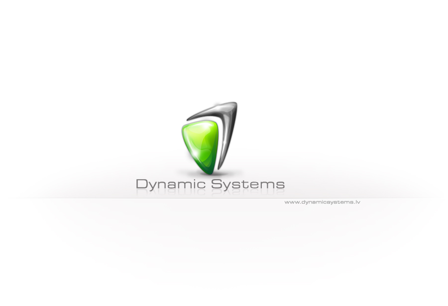 Dynamic Systems logo by Indriks