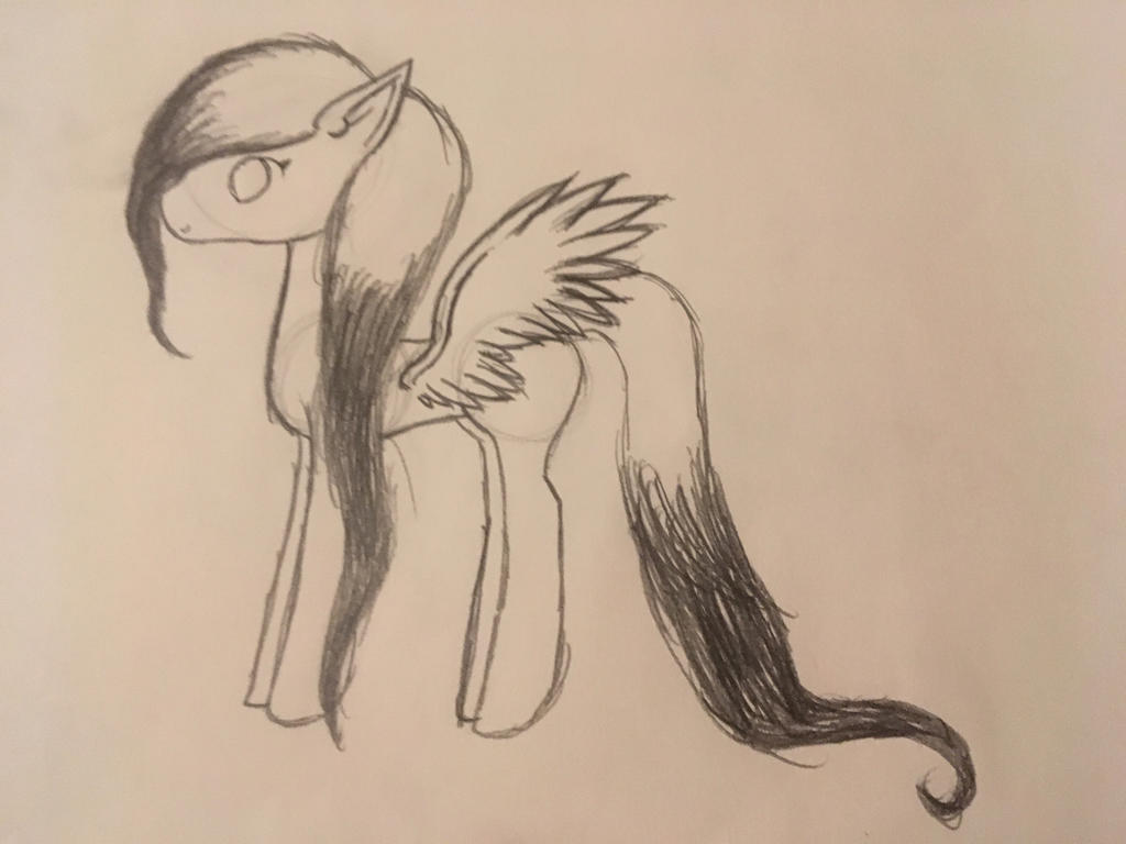 ~|My Hair IRL Is Getting Painfully Long|~ by SilverSonglicious