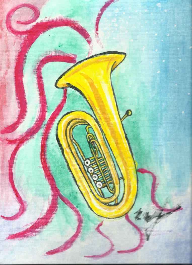 Abstract Tuba by LostS0cK