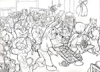 Bruegel Spoof- GofG by vinci