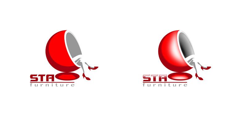 STA Furniture Logo 02 by wahabraafat on DeviantArt