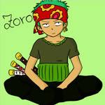 Zoro Strong World