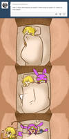 ALBW - Where does Ravio sleep?