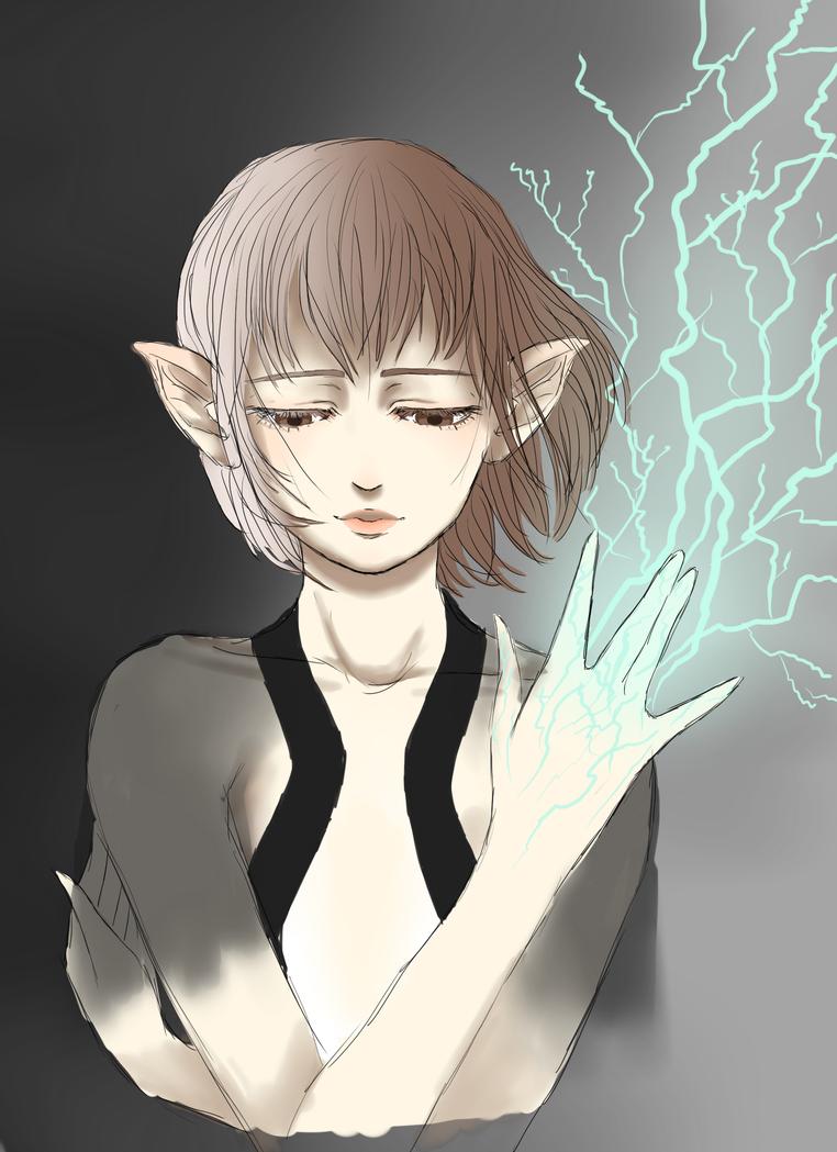 Yorda by LariCat
