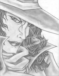 Carmen Sandiego - Graphite - 2012