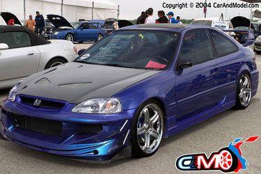 Civic Total CP by HBC999