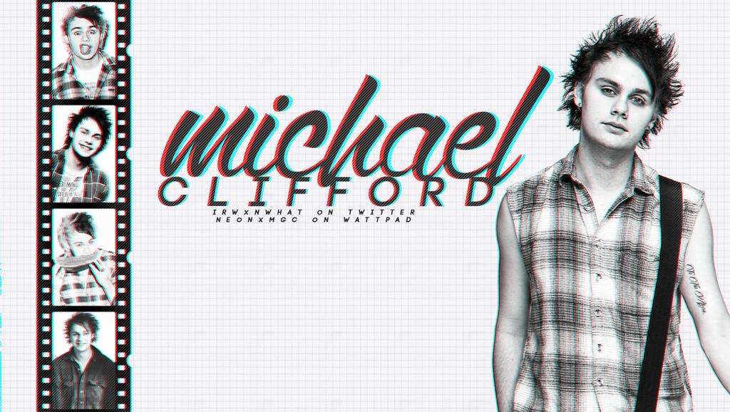 Michael clifford iphone wallpaper
