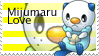 Mijumaru Stamp by RuukuxP