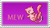 Mew Stamp by RuukuxP