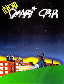 New! Omari Orr Episode 29 Cover