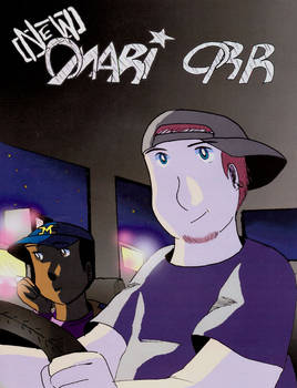 New! Omari Orr Episode 32 Cover