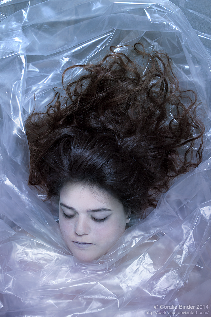 Wrapped in plastic by Dark-Area