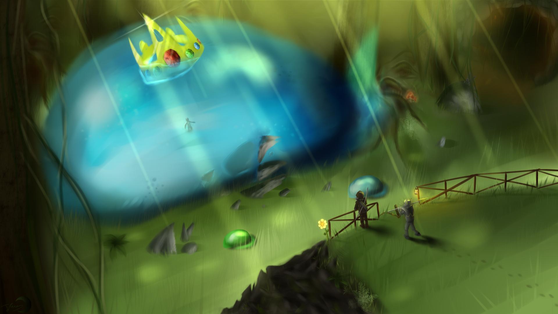 Paint Net Dungeon Making