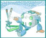 Snowball Man by supersonkuXDZ2