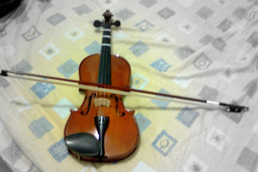 Suzuki Violin Finger Patterns