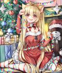 Christmas Miku^^