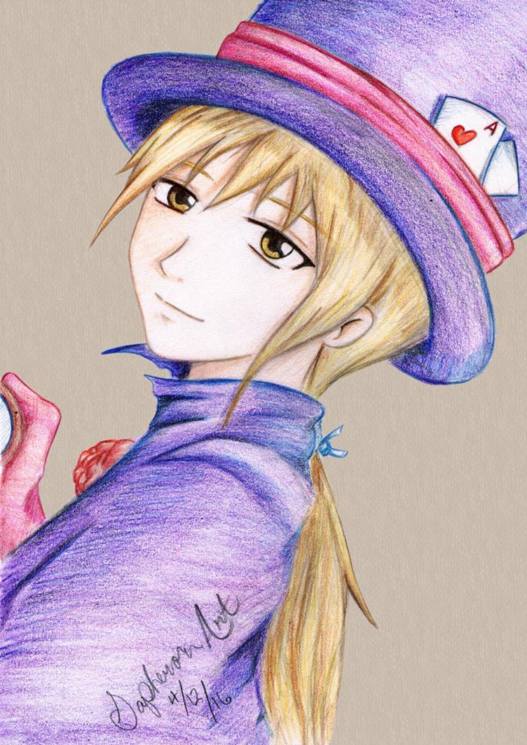 Yang - Alice in Wonderland Cosplay by Sapheron-Art