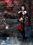 Bloodrayne by Terrymcg