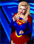 Supergirl Movie Costume for V4