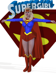 Supergirl Ver2 by Terrymcg