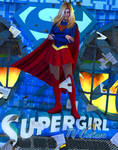 Supergirl TV costume for V4