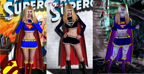 Supergirl expansion pack for Supergirl ver 5