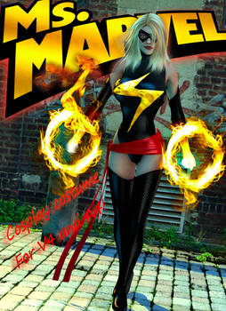 Ms Marvel costume for V4 and A4