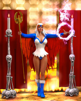 Sorceress V4