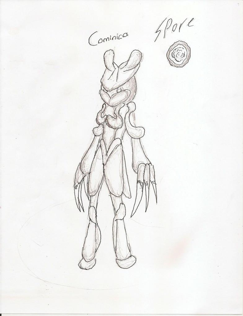 Dibujo de cominica Cominica___spore__by_thespore300-d5cwj8h