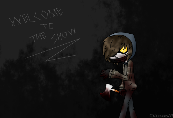 Top Ticci Toby From Creepypasta Wallpapers