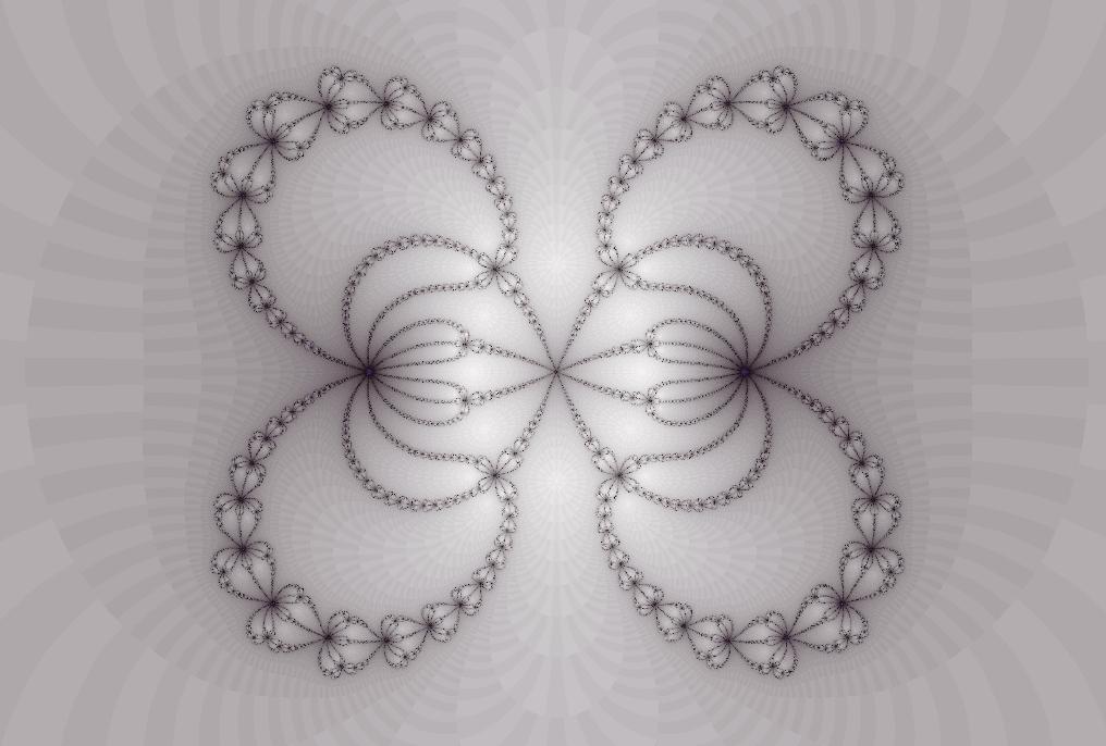 Stitched Butterfly by lllllllllllllllll