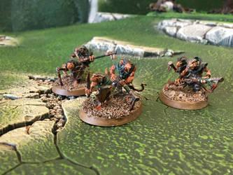 Clan Cherno - Skaven Jezzails 2 by Quiet-Lamp