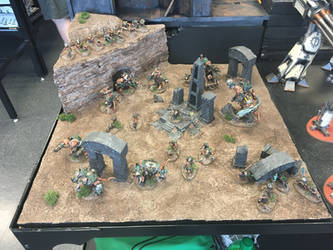 Armies on Parade - Clan Cherno by Quiet-Lamp