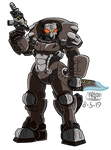 Advanced Power Armor by MrKeeby