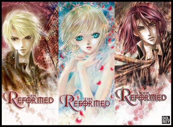 THE REFORMED-manga characters by anzu-manga