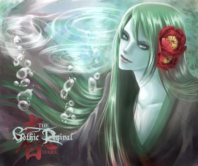 Gothic Revival:HARU the Spring by anzu-manga