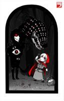 Hellsing-Red Riding Hood by Layerx3