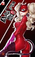 Anne Takamaki [Persona 5] by Layerx3