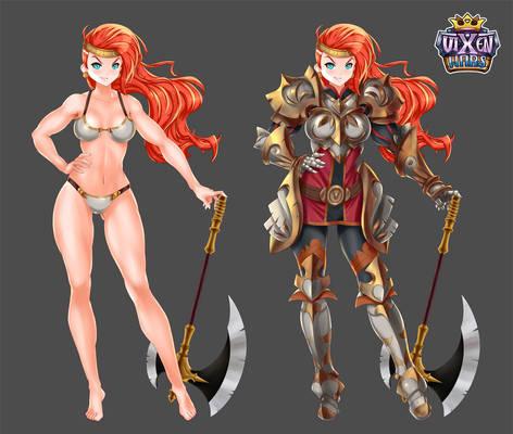 Knight - Grace  [Vixen Wars]