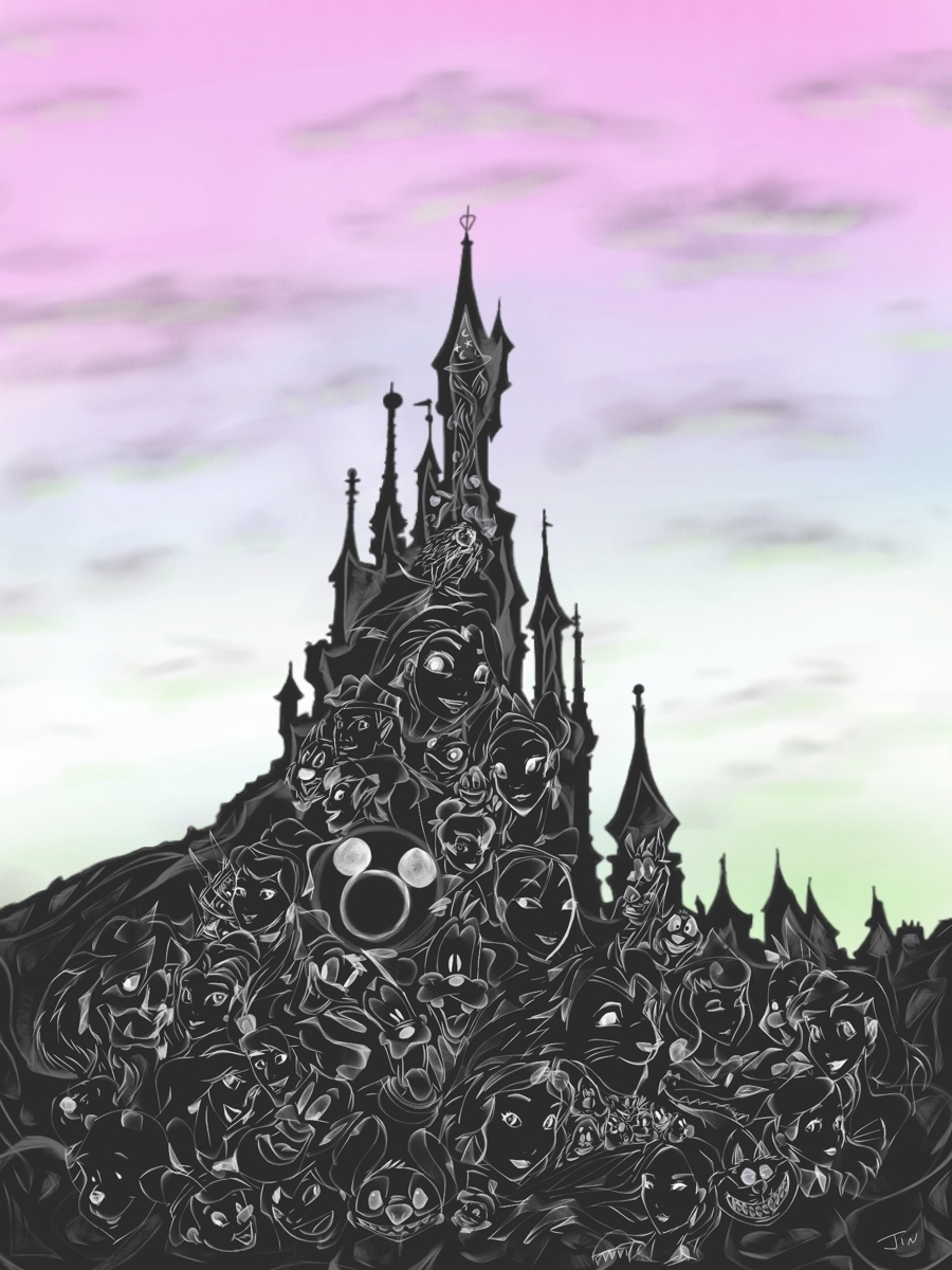 Disneyland by Sprintener