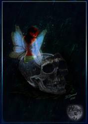 Dark Fairy by SpiritCrystal