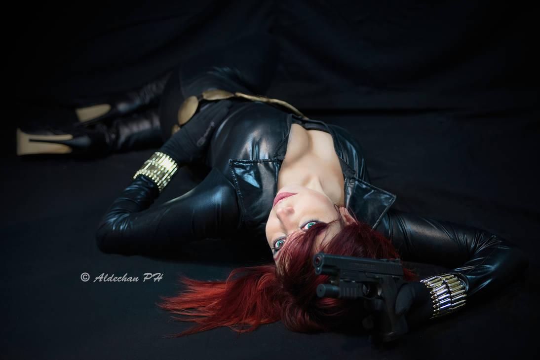 Black Widow - Avengers by aldechanPH