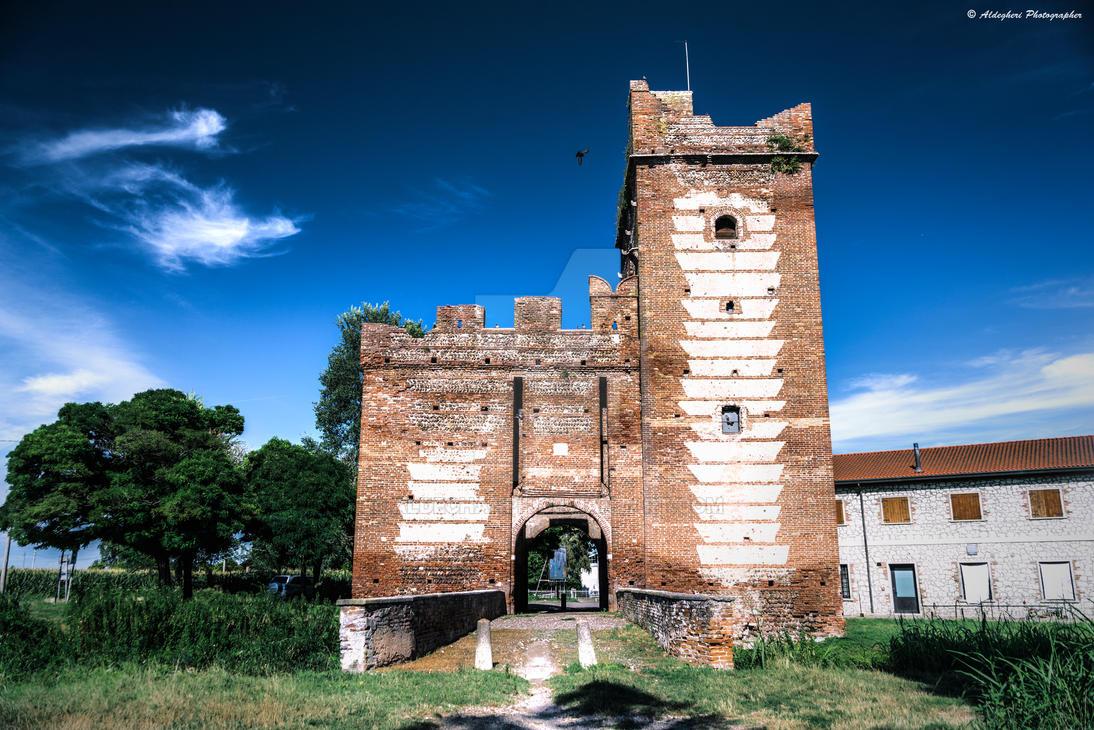 Torre Scaligera by aldechanPH