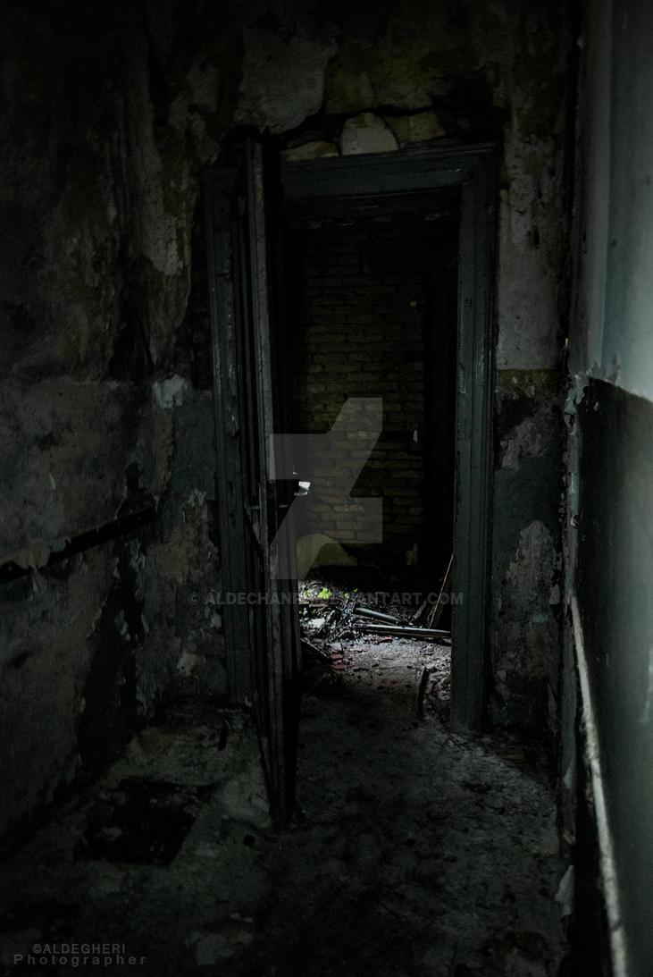 Ex Psychiatric Hospital by aldechanPH