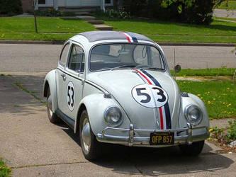 Herbie by Godzilla2137