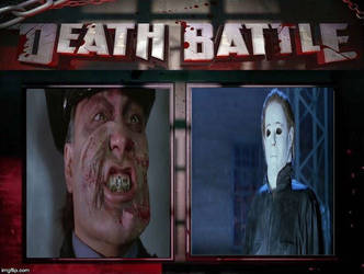 Michael Myers Vs The Maniac Cop by Godzilla2137