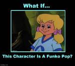 What if Dawn was a funko pop figure by Godzilla2137