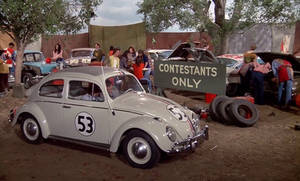 Herbie would make a great autobot